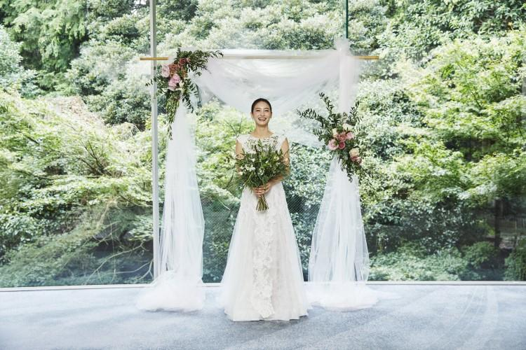 Your Ideal Wedding Will Come True At Forest Terrace Meiji Jingu Mori Column