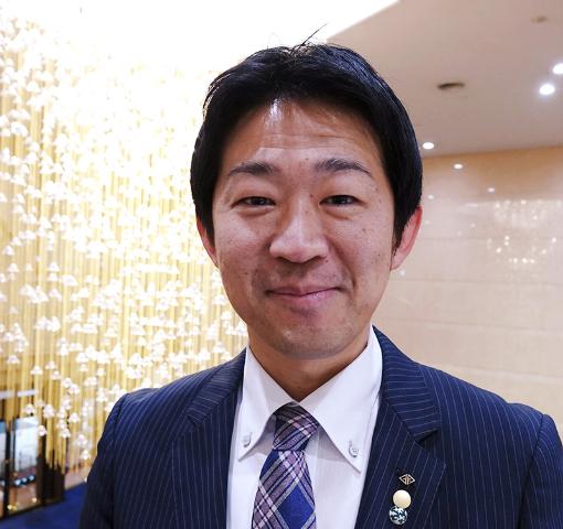 Mitsuhiro Hashinokuchi