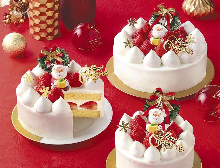 創作西洋菓子オリジナルブランド「菓乃実の杜」のクリスマスケーキ