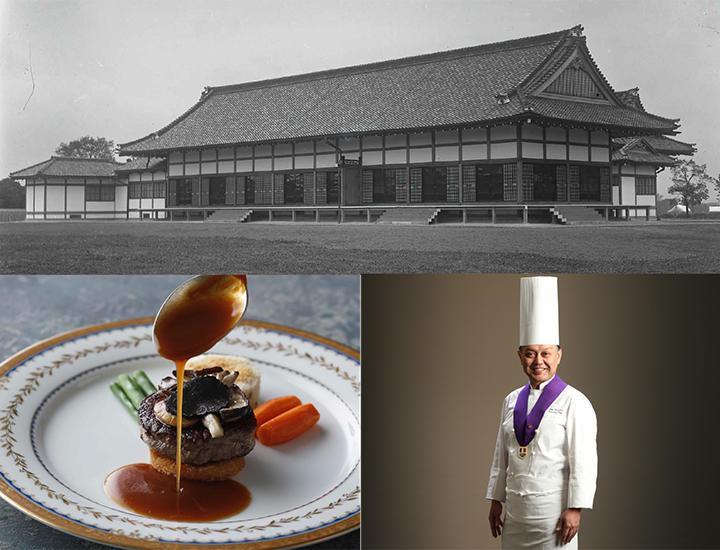 文化講座【明治宮廷料理から現在の西洋料理について】開催のご案内