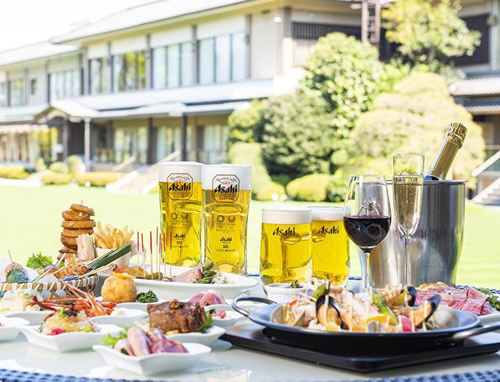 「ビアテラス鶺鴒」ご好評につき、9/30(水)迄開催期間を延長いたします! / Reservations for Beer Terrace
