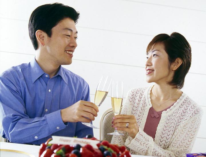 ふたりの結婚記念日プラン