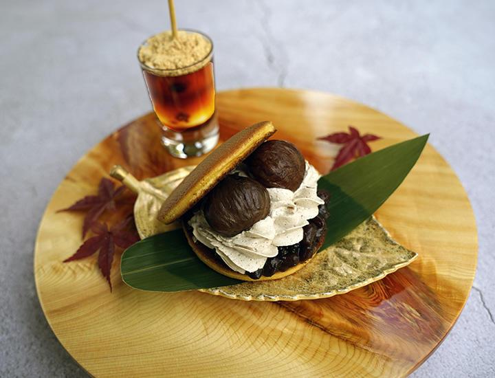 9/20より「季節のデザート」販売開始♪  / Seasonal desserts on sale♪