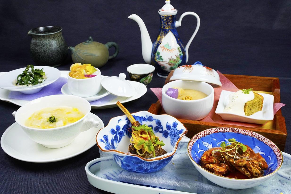 12/1より 【旬の味覚】「美々健菜」