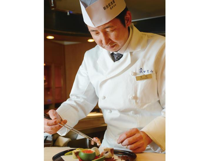 2/29【料理体験とお食事】お食事付き!料理長 杉山がレクチャーする日本料理講座
