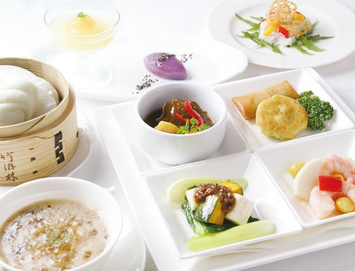 9/1より 季節のおすすめセット「美々健菜」
