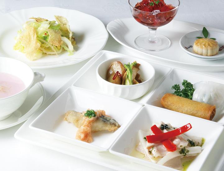 3/1より 春のおすすめランチミニコース「美々健菜」