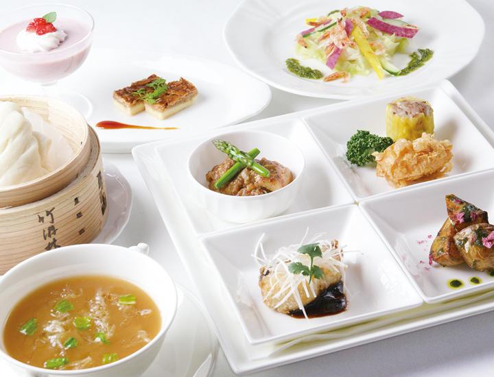3/1より 季節のレディースランチ「美々健菜」
