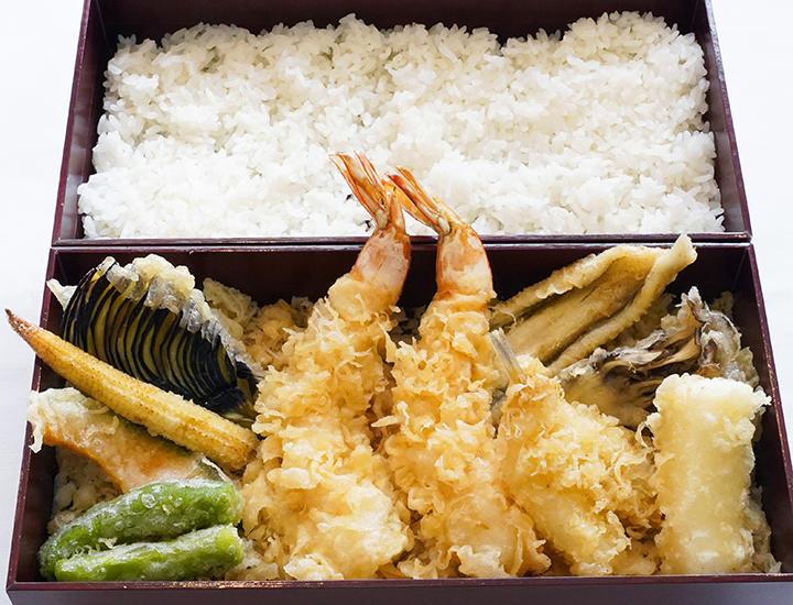 《羽衣のテイクアウト》 Hagoromo's Takeout thick rolled sushi and bentos