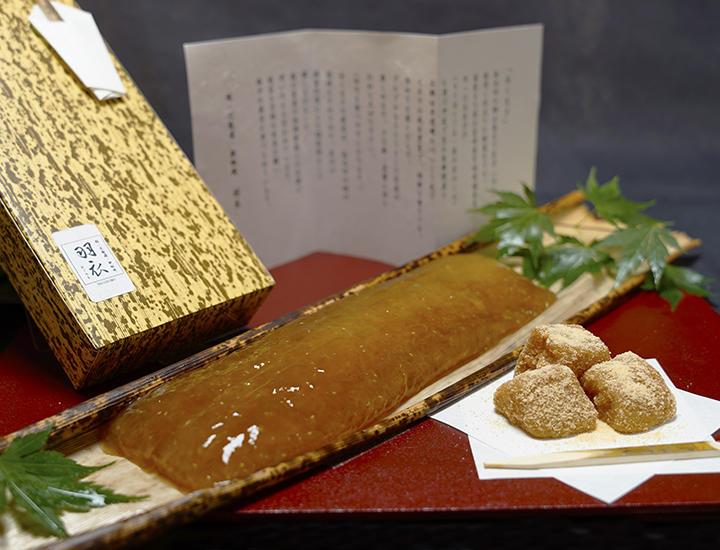 《テイクアウト限定》 羽衣の甘味「あくまき」  / Hagoromo's Japanese sweets
