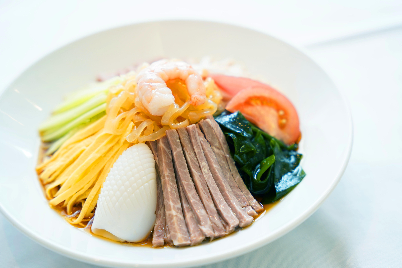 6/1より「涼麺」販売開始
