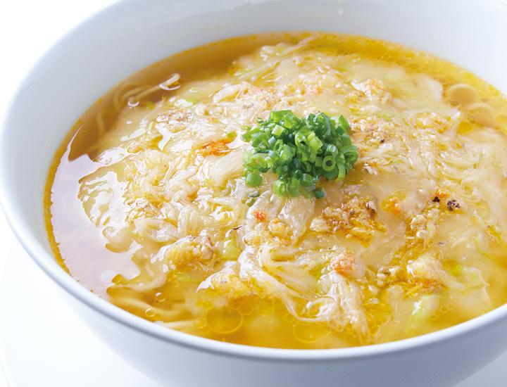 11/1より【贅沢堪能】「上海蟹の味噌入りふかひれメニュー」