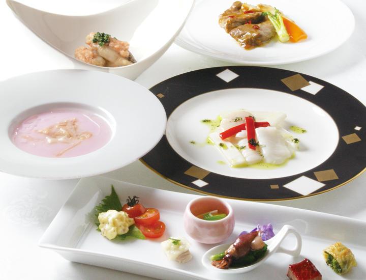 3/1より 春のおすすめディナーコース「美々旬菜」