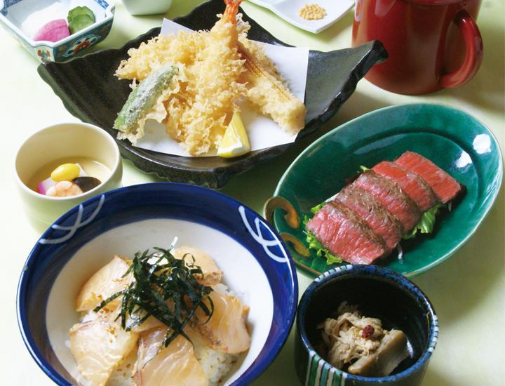 3/1より【鯛茶フェア】「鯛茶漬け膳」