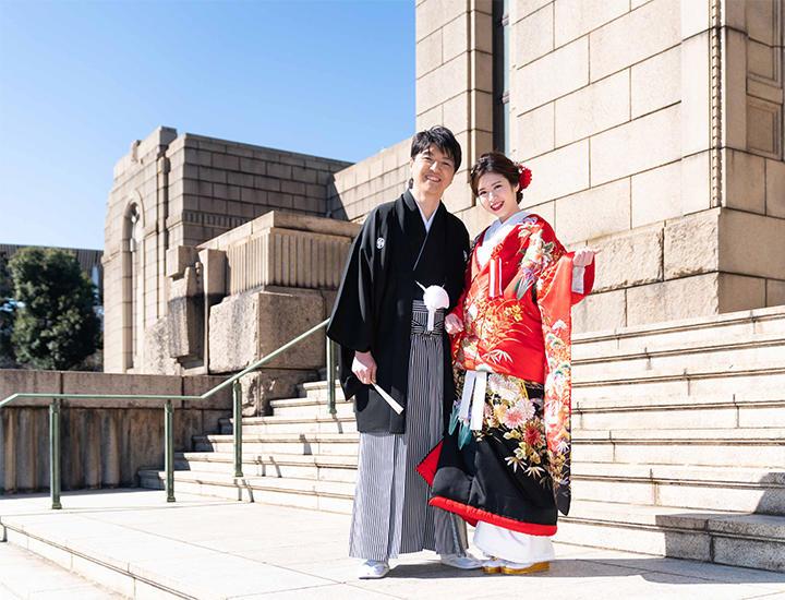 ONE DAY PHOTO PLAN -MEIJIJINGU GAIEN- /ワンデーフォトプラン【明治神宮外苑】